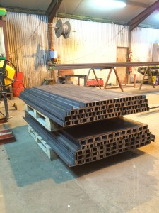 steel for beams