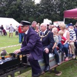 Lymm Historic Transport Day 2014