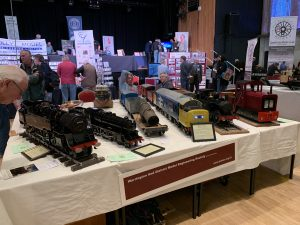 WDMES at Manchester Model Engineering Exhibition - MMEX 2019